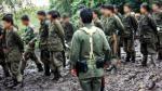 FARC entregan a primeros niños combatientes tras acuerdo de paz - Noticias de armando villegas