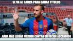 Los memes de la derrota del Barza frente al Alavés [GALERÍA] - Noticias de diario vasco