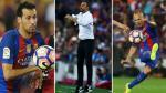Barcelona: ¿Qué dijeron los protagonistas de la derrota? - Noticias de andrés iniesta