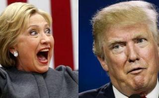 EE.UU.: Clinton aventaja en 5 puntos a Trump en nueva encuesta