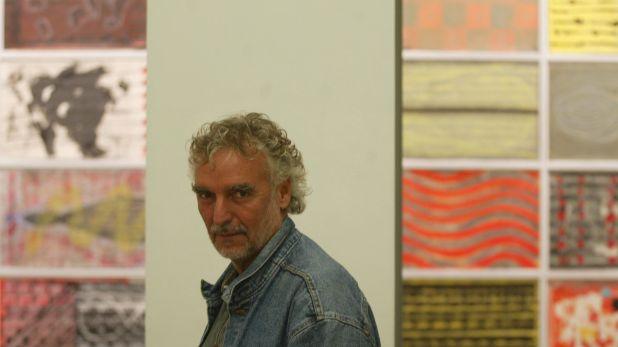 El escritor Jeremías Gamboa entrevista al pintor Ramiro Llona con ocasión de sus próximas retrospectivas