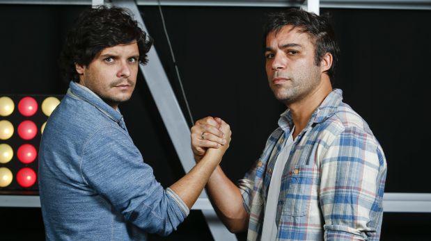 Renzo y Gian Piero vuelven al reality