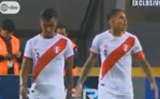 Selección: Guerrero 'explotó' contra Tapia por gol ecuatoriano