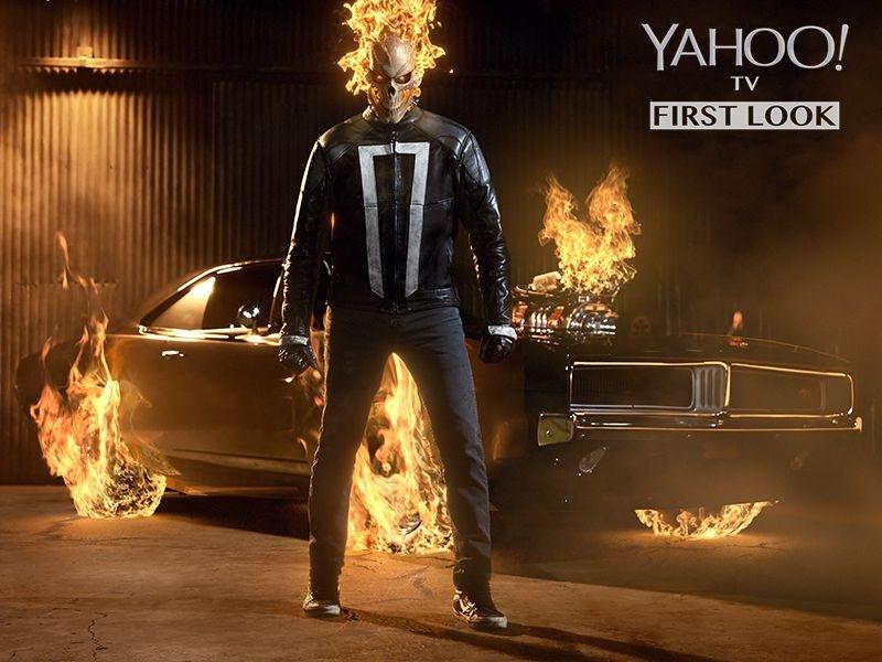 Gabriel Luna como Robbie Reyes, el nuevo Ghost Rider. (Foto: Marvel)