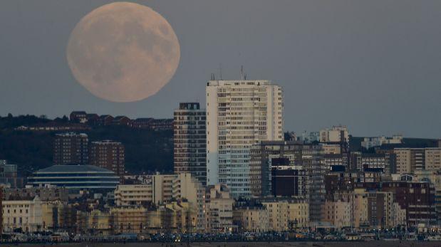 La Luna influenciaría en la aparición de fuertes terremotos