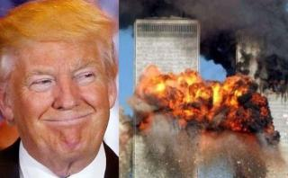 """Trump durante el 11-S: """"Ahora mi edificio es el más alto"""""""