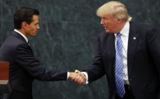 """Para el 88% de mexicanos invitar a Trump fue """"mala decisión"""""""