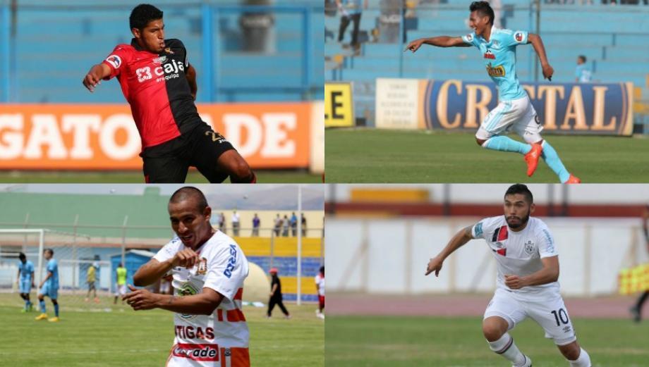 Fútbol peruano: equipo ideal de la tercera fecha de liguillas