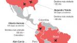 Los presidentes viajeros en la historia [INFORME] - Noticias de humala gira estados unidos