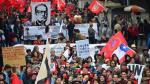 Chile recuerda golpe militar de Pinochet en medio de violencia - Noticias de isabel palacios