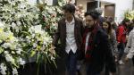 Ricky Tosso: cientos lo despidieron en el Museo de la Nación - Noticias de pepe vasquez