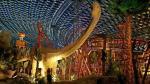 Dinosaurios y personajes de Marvel se lucen en este gran parque - Noticias de dinosaurio
