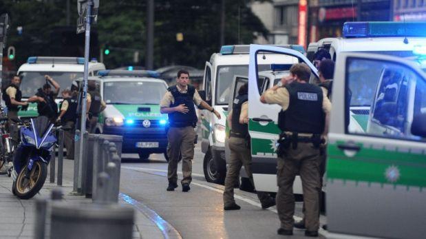 Tres sirios detenidos en Alemania tienen