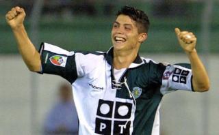 Sporting: fábrica de talentos, ante Ronaldo, su mejor producto