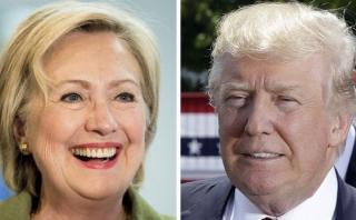 Clinton y Trump prometen proporcionar más datos sobre su salud