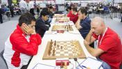 Ajedrez: Perú entre 10 mejores del mundo en Olimpiada de Bakú