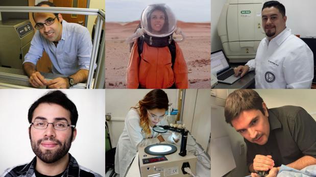 6 jóvenes latinoamericanos que quieren revolucionar la ciencia