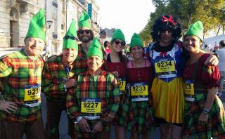 Maratón de Médoc: donde se unen el buen correr, beber y comer