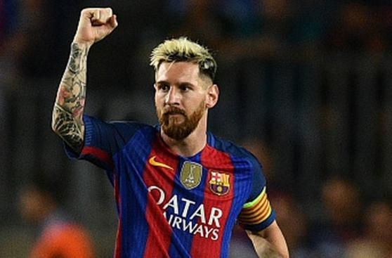 Lionel Messi fue figura en el Camp Nou por Champions League