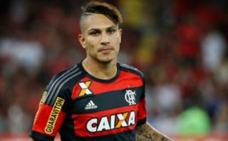 Flamengo empató 1-1 en choque con Palmeiras por el Brasileirao