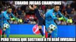 Memes: no podían faltar en primera fecha de la Champions League - Noticias de bayern múnich