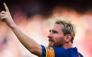 """Luis Enrique: """"Messi es el mejor jugador de todos los tiempos"""""""