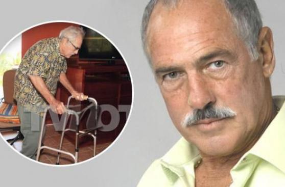 Andrés García ha pensado en el suicidio debido a parálisis