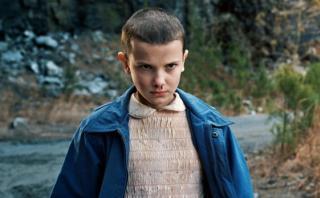 """""""Stranger Things"""": en la vida real, 'Eleven' no es tan valiente"""