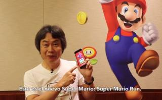 "iPhone 7: Shigeru Miyamoto te enseña a jugar ""Super Mario Run"""
