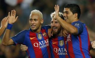 Barcelona: ¿Qué dijo Luis Suárez sobre teñirse de rubio?