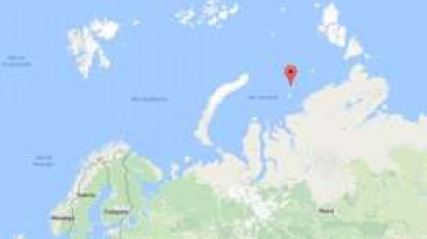 La dramática historia de meteorólogos atrapados en el Ártico