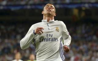 Cristiano Ronaldo erró increíble ocasión de gol frente al arco