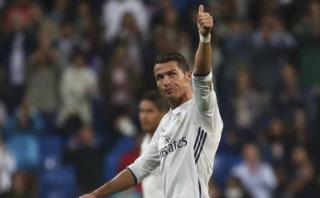 """Cristiano criticó al equipo: """"No podemos entrar tan blanditos"""""""