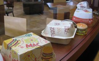 La famosa hamburguesa que tiene un museo en su honor