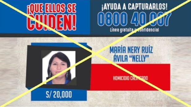 Los más buscados: se entregó mujer acusada de planear asesinato
