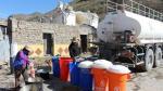 El Colca se recupera lentamente un mes después del sismo - Noticias de provincia de caylloma