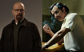 Netflix: Pablo Escobar y Walter White discuten en video