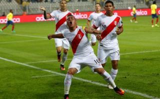 Selección peruana ascendió al puesto 25 del ránking FIFA