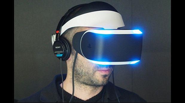 Sony y HTC quieren llevar la realidad virtual a la medicina