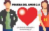 Redes sociales: la prueba del amor ahora es digital