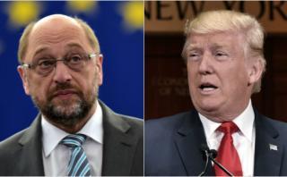 """UE: """"Donald Trump es un problema para todo el mundo"""""""