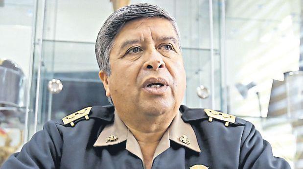 """Nuevo jefe PNP Callao: """"100% de agentes estarán en las calles"""""""