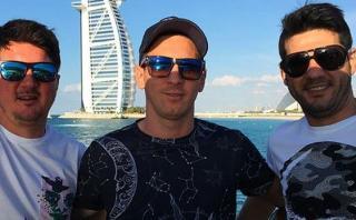 Hermano de Lionel Messi es 'sentenciado' a dar clases de fútbol