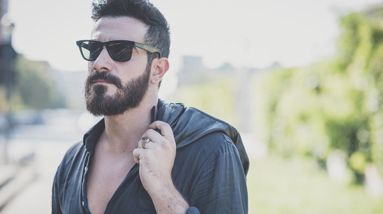 ¿Te encantan los chicos con barba?La ciencia te explica por qué