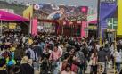 Mistura 2016: ¿cuántas personas acudieron a la feria?