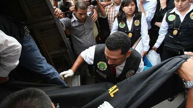 Hallan cadáver de presunto delincuente en ducto de ascensor