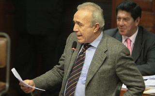 Lombardi: Pleno no puede perder tiempo en una idea trasnochada