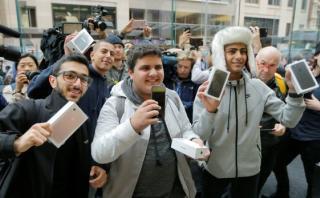 iPhone 7: ellos son los primeros en obtener uno en el mundo