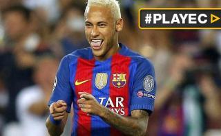 Neymar admitió ofertas pero no se imagina fuera del Barcelona