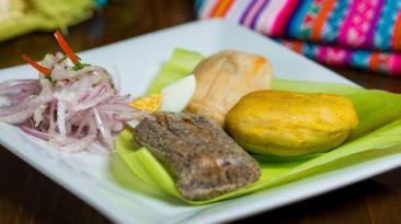 Ignacio Medina y su crítica sobre el restaurante Huancahuasi
